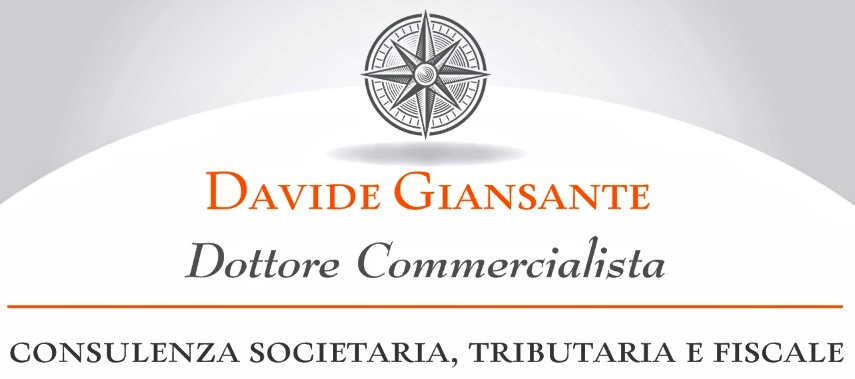 Dott. Davide Giansante - Commercialista